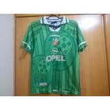 3a2db228ae Camisa Irlanda Infantil Opel Umbro Linda
