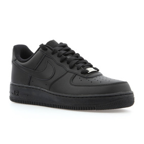 size 40 f8f79 e2b1f Tenis Nike Air Forcé One Low Negro