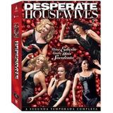 Dvd Desperate Housewives 2ª Temporada 7 Discos