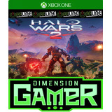 Halo Wars 2 - Xbox One - No Codigo - Off-line