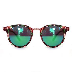 36295efa5 Oculos Coloridos Espelhados Verde - Óculos no Mercado Livre Brasil
