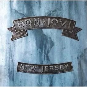 Cd Bon Jovi - New Jersey (2cds)