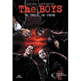 The Boys - O Nome Do Jogo (vol. 1) - Devir