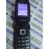 Celular Nokia 2660 Desbloque Funcionado Sem Carregador N749