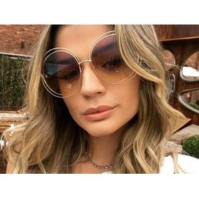 b6d9e97dc Óculos De Sol 775 Modelos Retro - Óculos no Mercado Livre Brasil