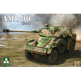 French Light Armoured Car Aml-90 / Takom / 2077