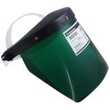 Protetor Facial Epi Com Ca Tam 8 Lente Verde Plasticor d2ade49a12