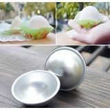 Molde De Esferas En Aluminio 3d
