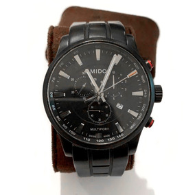 Reloj De Caballero Mido Multifort M0054173705120 Usado