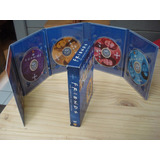 Friends - 1ra Temporada - 4 Discos - Espejos
