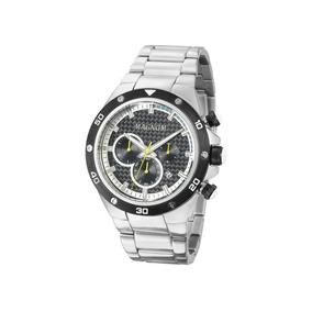 9b6bc89db06 Relógio De Pulso Magnum Ma32505d Prata - Relógios no Mercado Livre ...