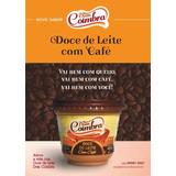 Doce De Leite C/ Café, Dom Coimbra, (caixa C/ 12 Potes 400g)