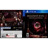 Juego Resident Evil Revelations 2 Ps4 Usado Original