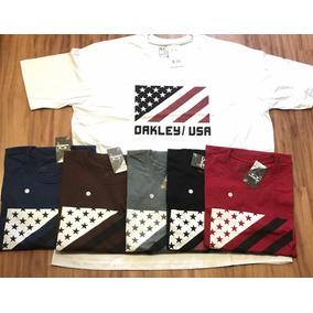 Camiseta Oakley Masculina G1 Camisetas Masculino - Camisetas e ... 1ff4d9baee