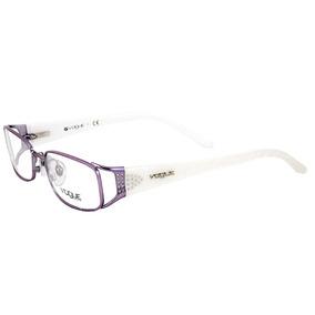 Óculos De Grau Feminino Vogue Original Vo3671 612s Tam.51 9d8a97ef79
