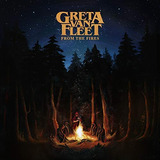 Cd From The Fires Greta Van Fleet Envío Gratis