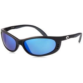 26749fb411 Gafas De Sol Ovales De Iridio Polarizado Fathom Fa 11 Obm..
