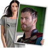 Heróis Da Marvel Thor Ragnarok Poster Grande 60x42cm 06