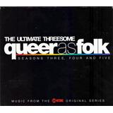 Queer As Folk Ultimate Threesome Musica Temporadas 3 4 5 Cd