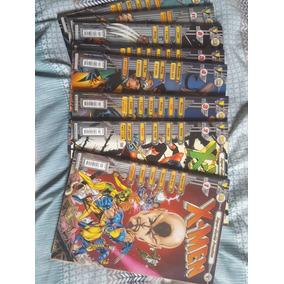 X-men - Super Herois Premium (8 Exemplares)