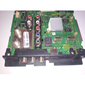 Placa Principal Com Cabo Tv Led Tc-32a400b Panasonic 32