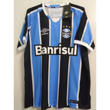 Camisa Gremio 2016 - Camisa Grêmio Masculina no Mercado Livre Brasil 7a283ba3bc1fb