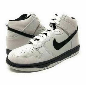 a39df5c6e39b0 Nike Dunk High Jordan Retro 1 Tenis Botines Niño Mx23 Us4