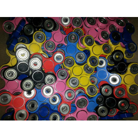 Fidget Spinners Impresión 3d Contrapeso Metal X10