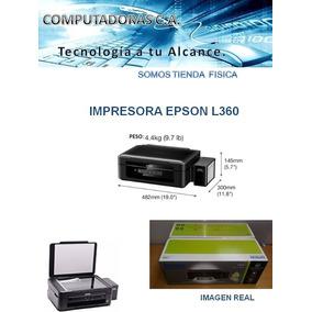Impresora Epson L360