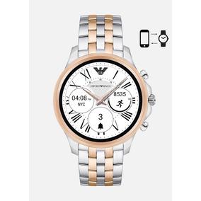 Relogio Emporio Armani Connected Smartwatch Art5001 Original