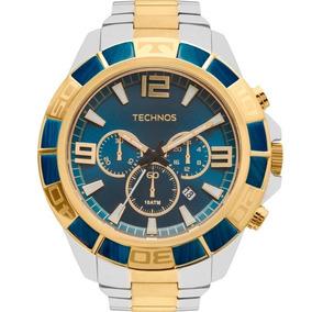 Relógio Technos Masculino Classic Legacy Js25bk/5a