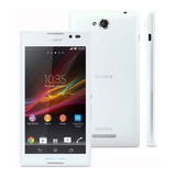 Sony Xperia C C2304 Quad Core, Dual Chip, 8mp - De Vitrine