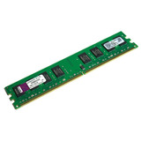 Memorias Ram Kingston Ddr2 2gb 800mhz - Garantia De Por Vida