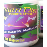 Nutri Diet 40 Capsulas *o Único Original Anunciado*