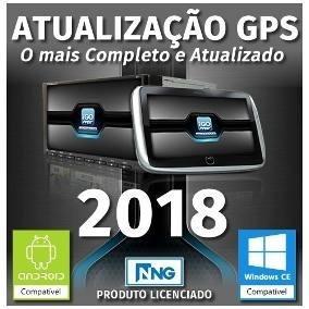 Atualização Gps Lenoxx Gp 2018 Central Multimídia Igo8