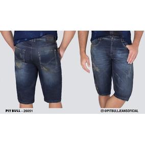 Bermuda Masculino Pit Bull Jeans Ref. 26051