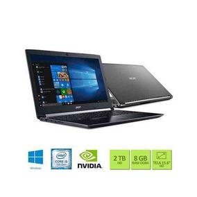 Notebook Acer A515-51g-50w8 I5-7200u 8gb 2tb
