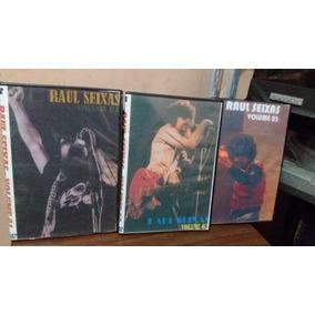 Raul Seixas Coleção- 10 Dvds (vol 01 Ao 10)