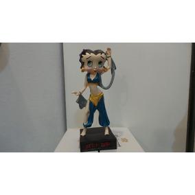 Coleção Boneca Betty Boop Salvat Odalisca Número 52 Rara!
