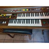 Organo De Espineta Modelo B75