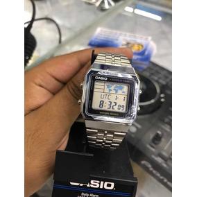 a3b5250a15f Relogio Casio A500w - Relógios De Pulso no Mercado Livre Brasil