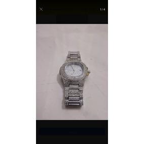d6ddaecedf5 Relógio Patek Philippe Cravejado - Joias e Relógios no Mercado Livre ...