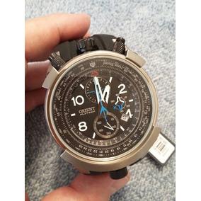 6b723f1e3cf Relogio Orient Flytech Titanium Masculino - Relógio Orient Masculino ...