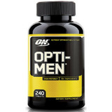 Opti-men Multivitamínico 240 Tablets Optimum Nutrition Imp.