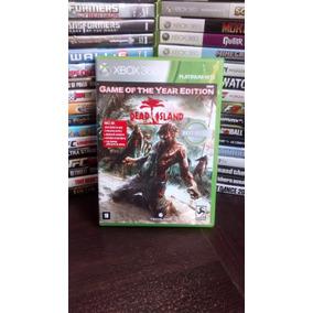 Dead Island Original Xbox 360 Envio Imediato! Frete R$ 12.