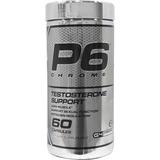 Cellucor P6 Chrome Suporte A Testosterona 60 Caps E U A