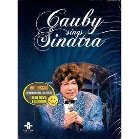 Dvd Cauby Sings Sinatra - Original Novo Lacrado Raro!