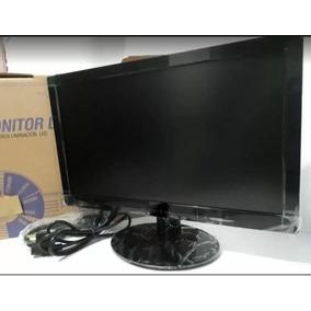 Monitor Para Pc De 19 Led De Alta Definición Nuevo