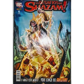 Hq - Os Desafios De Shazam ! Vol. 1 Ao 6