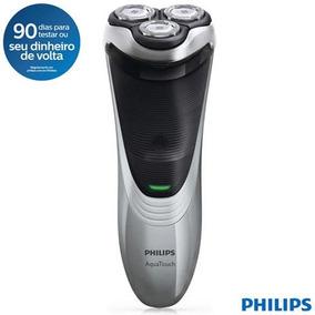 Barbeador Philips Aquatouch Uso Seco Molhado At891/14 Bivolt